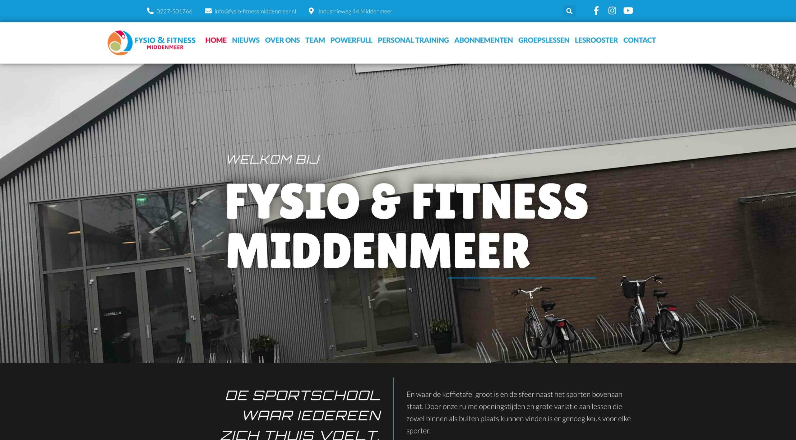 313 - Fysio & Fitness Middenmeer