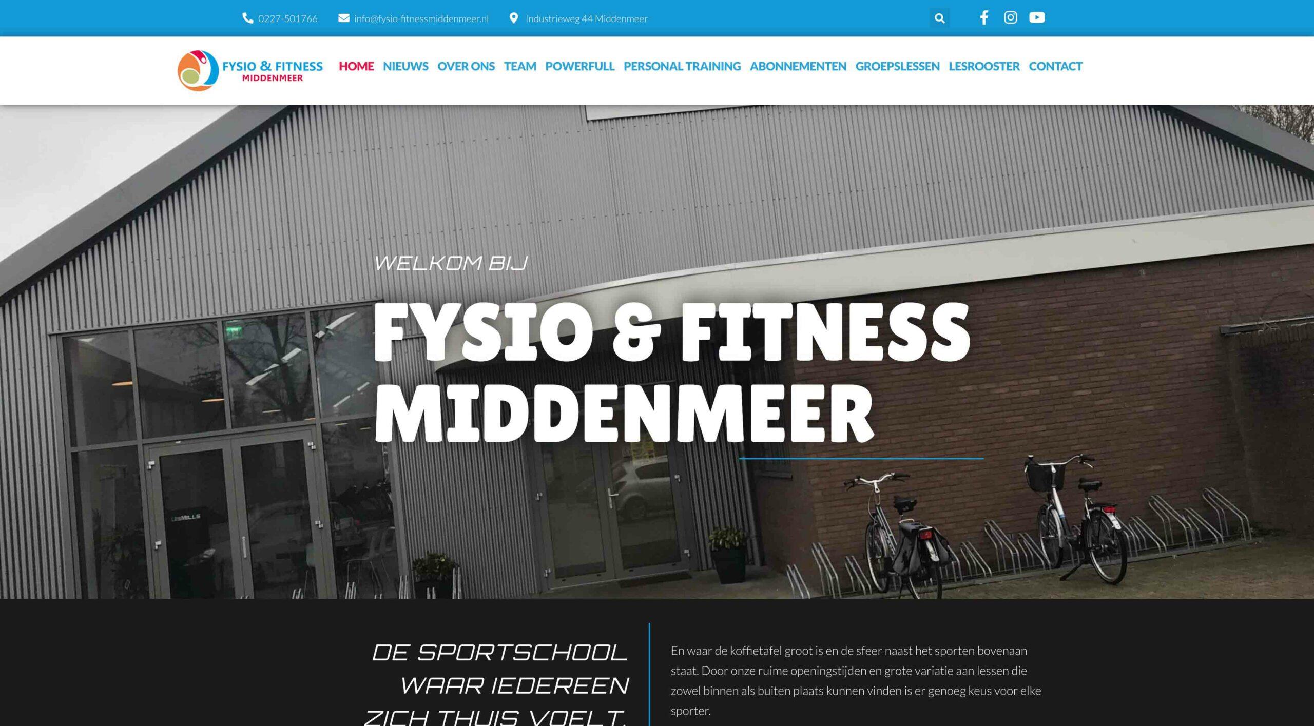 313 - Fysio & Fitness Middenmeer