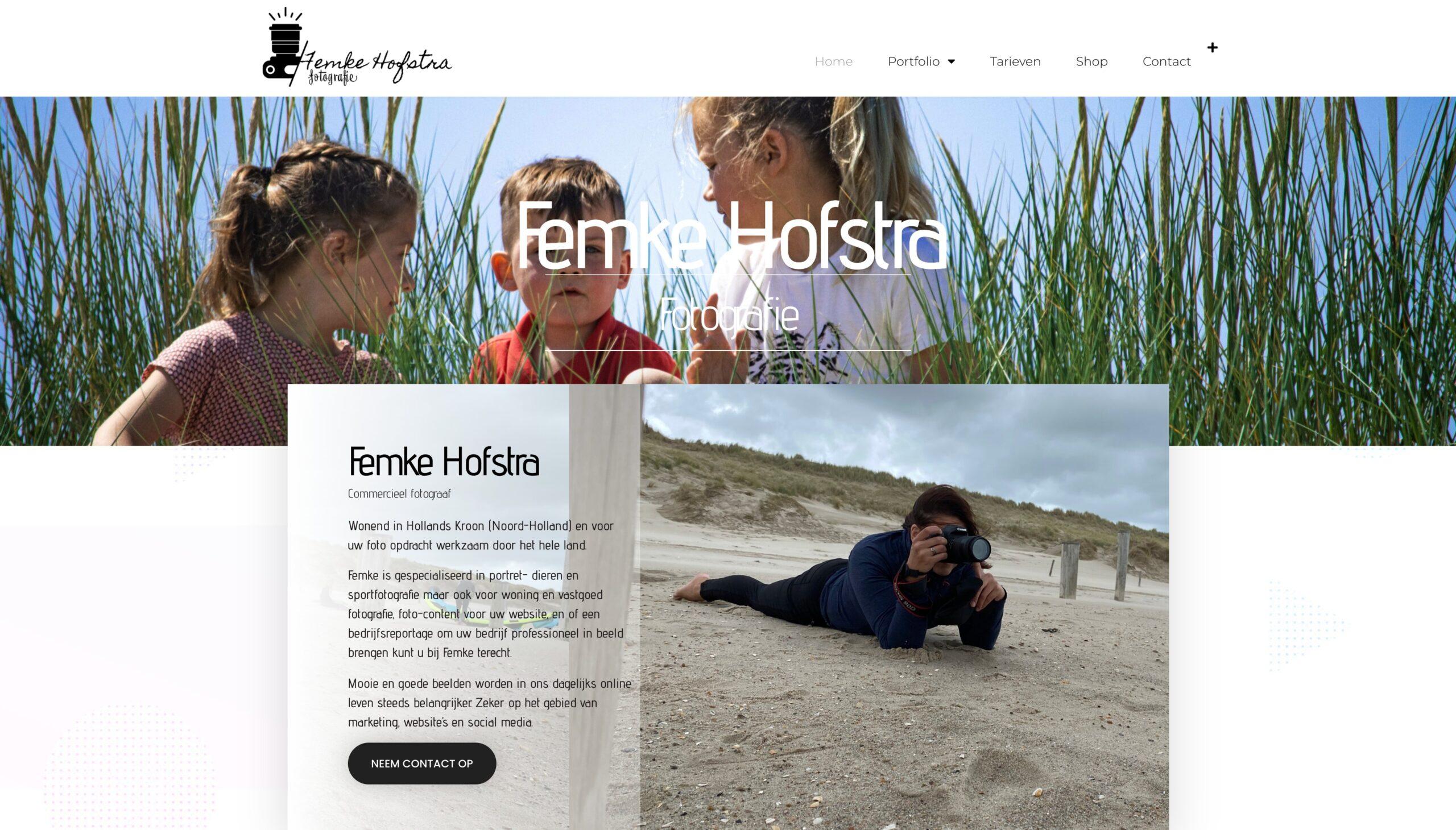 Femke Hofstra X www.femkehofstra.nl