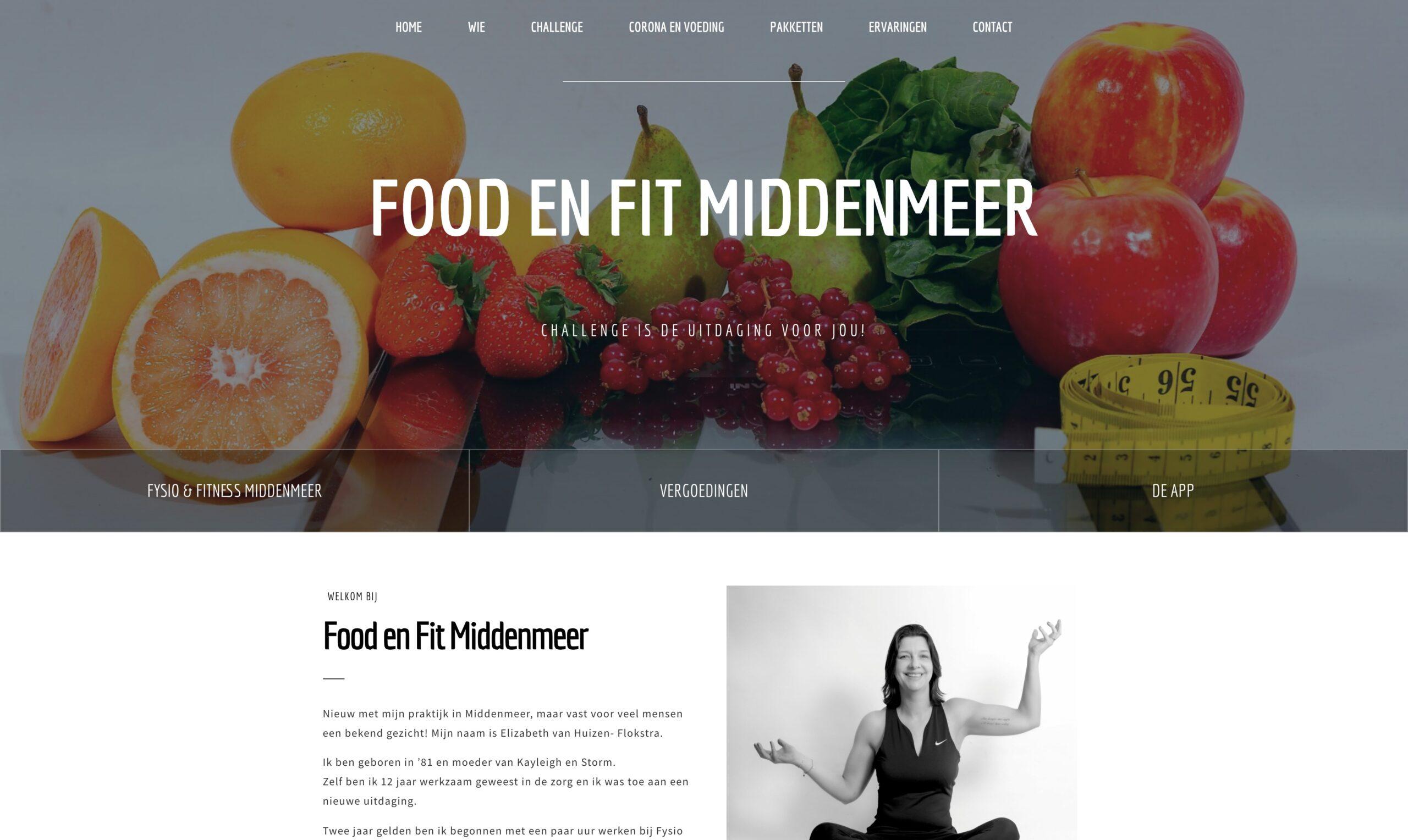 Food en Fit Middenmeer - www.foodenfitmiddenmeer.nl